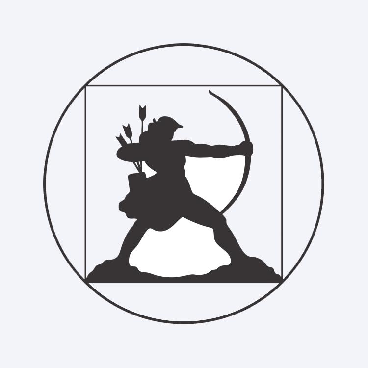 Ազգային - Ժողովրդավարական Բևեռ party logo