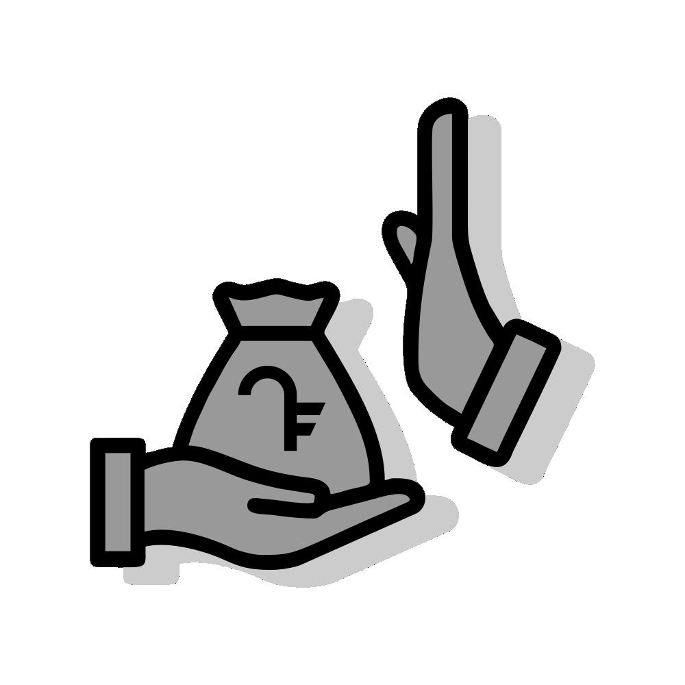 Կոռուպցիայի դեմ պայքար icon